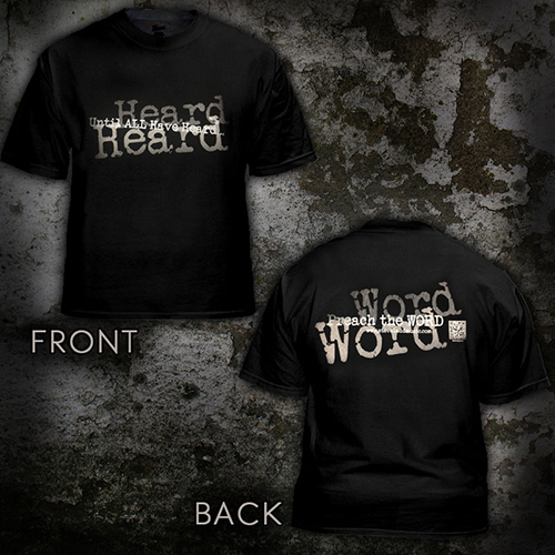Preach the Word T-Shirt